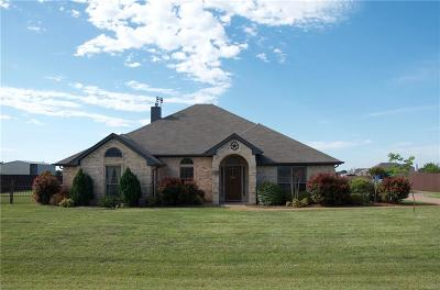 Willow Park Single Family Home For Sale: 1160 Fox Hunt Trail