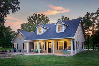 Alba Single Family Home For Sale: 140 Rs County Road 2340