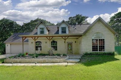 Crowley Single Family Home For Sale: 2001 Meadow Drive