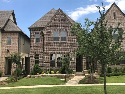 Irving Single Family Home For Sale: 4900 Cloudcroft Lane