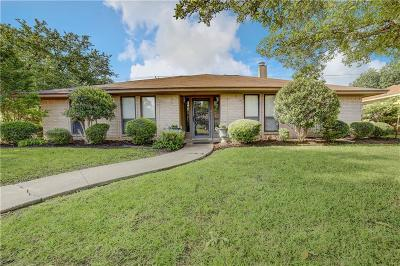 Crowley Single Family Home Active Option Contract: 801 Rose Street