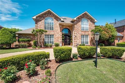 Dallas Single Family Home For Sale: 4331 Hollow Oak Drive