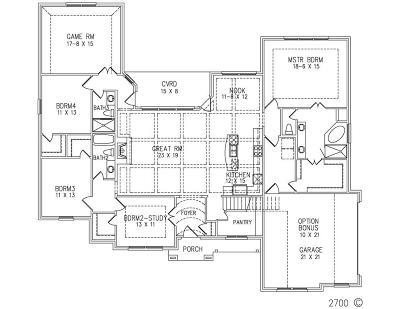 Gunter Single Family Home For Sale: 1971 Bledsoe Road