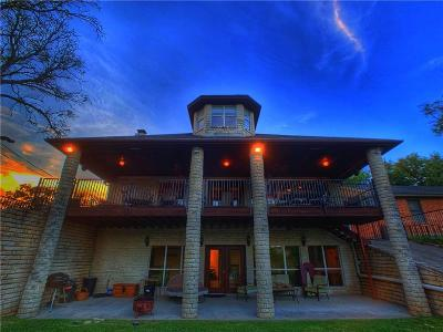 Parker County, Tarrant County, Hood County, Wise County Single Family Home For Sale: 405 Peninsula Court