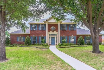Southlake Single Family Home Active Option Contract: 705 Saratoga Drive
