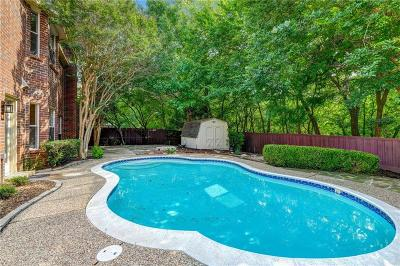 Coppell Single Family Home For Sale: 128 Hollywood Drive