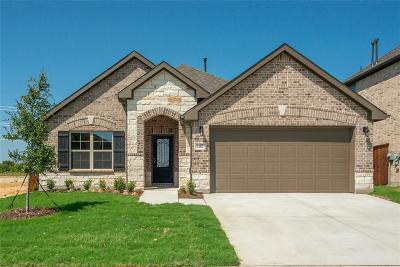 Haslet Single Family Home For Sale: 11837 Toppell Trail