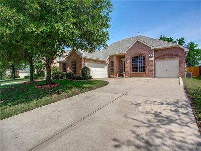 Mansfield Single Family Home For Sale: 1311 Rosebrook Drive