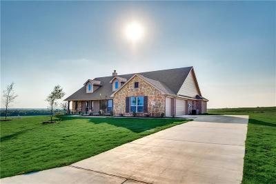 Ponder Single Family Home For Sale: 7401 Green Mesa Lane