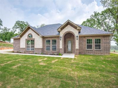 Archer County, Baylor County, Clay County, Jack County, Throckmorton County, Wichita County, Wise County Single Family Home For Sale: 821 County Rd 2535