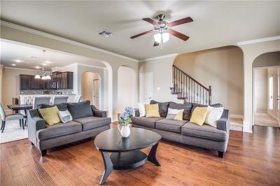 Prosper Single Family Home For Sale: 5600 Coventry Drive