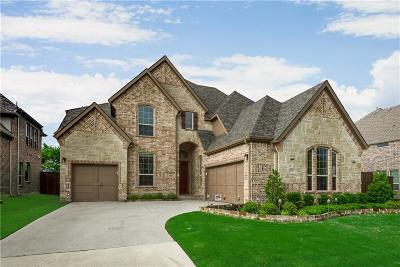 Frisco Single Family Home Active Contingent: 14835 Yorktown Drive