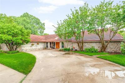Colleyville Single Family Home Active Option Contract: 509 Quail Crest Drive