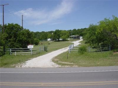 Graham Farm & Ranch For Sale: 1218 1218 Highway 67