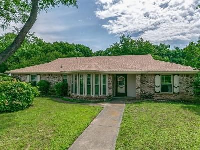 North Richland Hills Single Family Home For Sale: 7716 Perkins Drive
