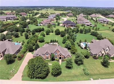 Flower Mound Single Family Home For Sale: 5600 Kelcourt Drive