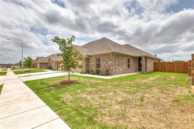 Granbury Townhouse For Sale: 500 Landry Court