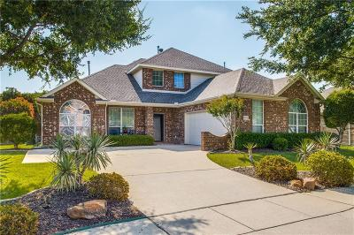 Frisco Single Family Home For Sale: 5072 Golfside Drive