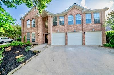 Mckinney Single Family Home For Sale: 5915 Spring Hill Drive