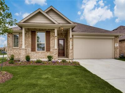 Anna Single Family Home For Sale: 1334 Timberfalls Drive