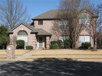 Keller Single Family Home For Sale: 1507 Cat Mountain Trail