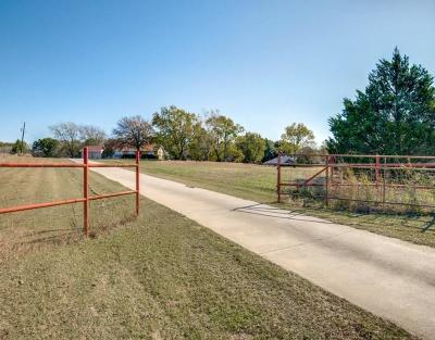 McKinney Single Family Home Active Option Contract: 3821 Weston Road