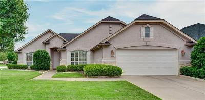 Single Family Home For Sale: 9801 Crestridge Drive