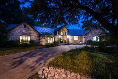 Richardson Single Family Home Active Option Contract: 2400 Custer Parkway