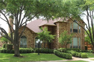 Carrollton Single Family Home Active Kick Out: 2118 Antibes Drive