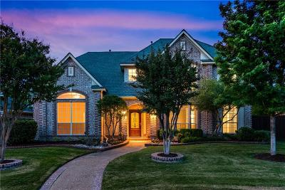 Coppell Single Family Home For Sale: 100 Hearthwood Drive