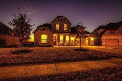 Rowlett Single Family Home For Sale: 2813 Burgundy Trail