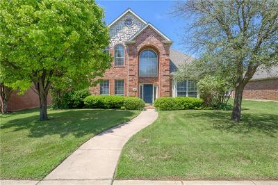 Collin County Single Family Home For Sale: 2809 Flamingo Lane
