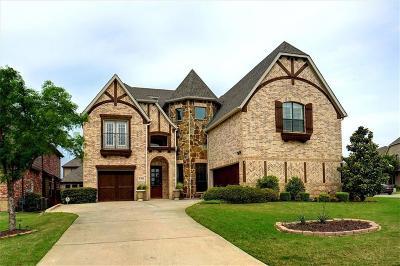 Lantana Single Family Home For Sale: 9100 Stacee Lane