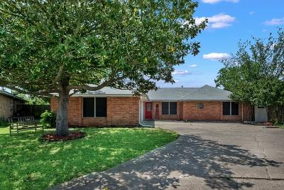 Desoto Single Family Home Active Contingent: 500 W Robin Court