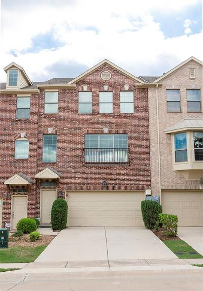 Lewisville Townhouse For Sale: 2638 Chambers Drive