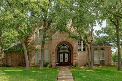 Keller Single Family Home For Sale: 1549 Lost Lake Drive