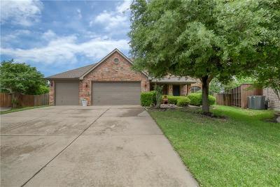 McKinney Single Family Home For Sale: 917 Hidden Springs Court
