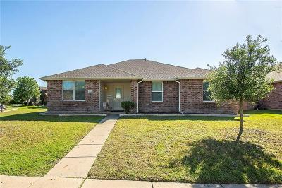 Wylie Single Family Home For Sale: 1606 Harvest Crossing Drive