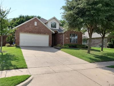 Wylie Single Family Home Active Option Contract: 313 Wooded Creek Avenue