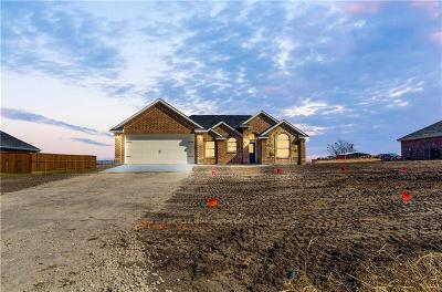 Terrell Single Family Home Active Contingent: 1083 Cr 319