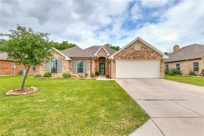 Aledo Single Family Home Active Option Contract: 608 Westgate Drive