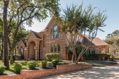 Keller Single Family Home For Sale: 1024 N Ridge Court