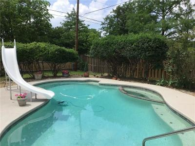 Highland Village Residential Lease For Lease: 513 Medina Drive
