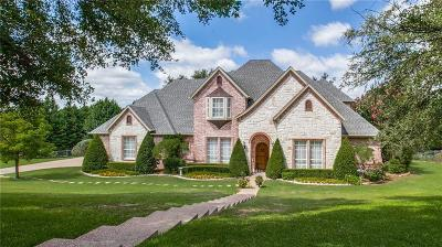 Parker County Single Family Home For Sale: 1405 Keeneland Hill Drive