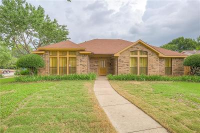 Flower Mound Single Family Home Active Contingent: 1920 Buckeye Drive