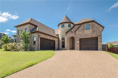 Prosper Single Family Home For Sale: 600 Logans Way Drive