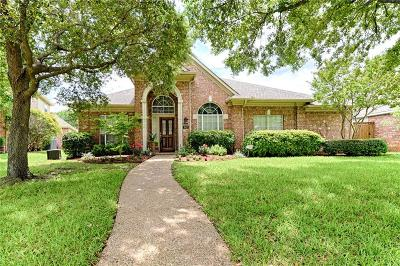 Coppell Single Family Home For Sale: 887 Mariners Court