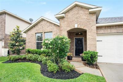 Galveston County, Harris County Single Family Home For Sale: 4331 Barchetta Trail