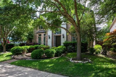 Allen Single Family Home For Sale: 1403 Rollins Drive