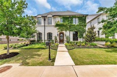 Fort Worth Single Family Home For Sale: 4020 Bent Elm Lane